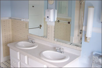 Amazing  Reduce The Shame Factor In Your Guest Bathroom  Bath FixerBath Fixer